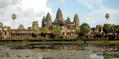 Combi. Laos, Vietnam, Cambogia