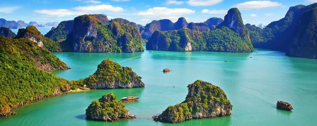 - Vietnam Classico con Baia di Halong