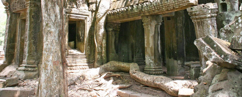 - Da Phnom Penh a Siem Reap via Battambang