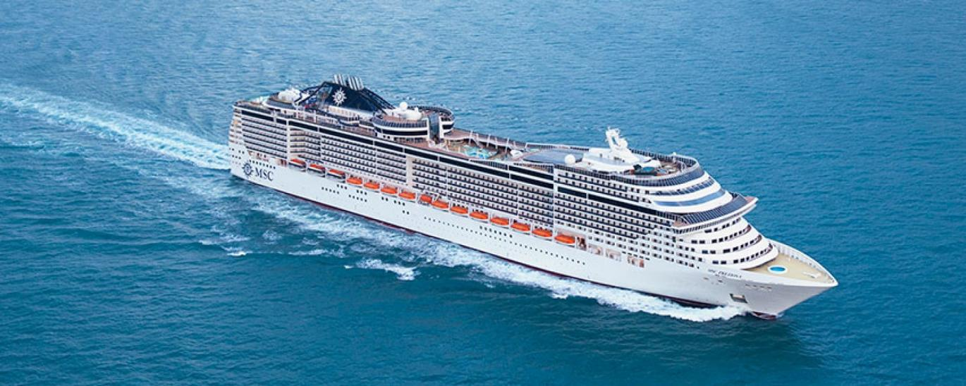 - MSC GRANDIOSA - Italy, Malta, Spain and France